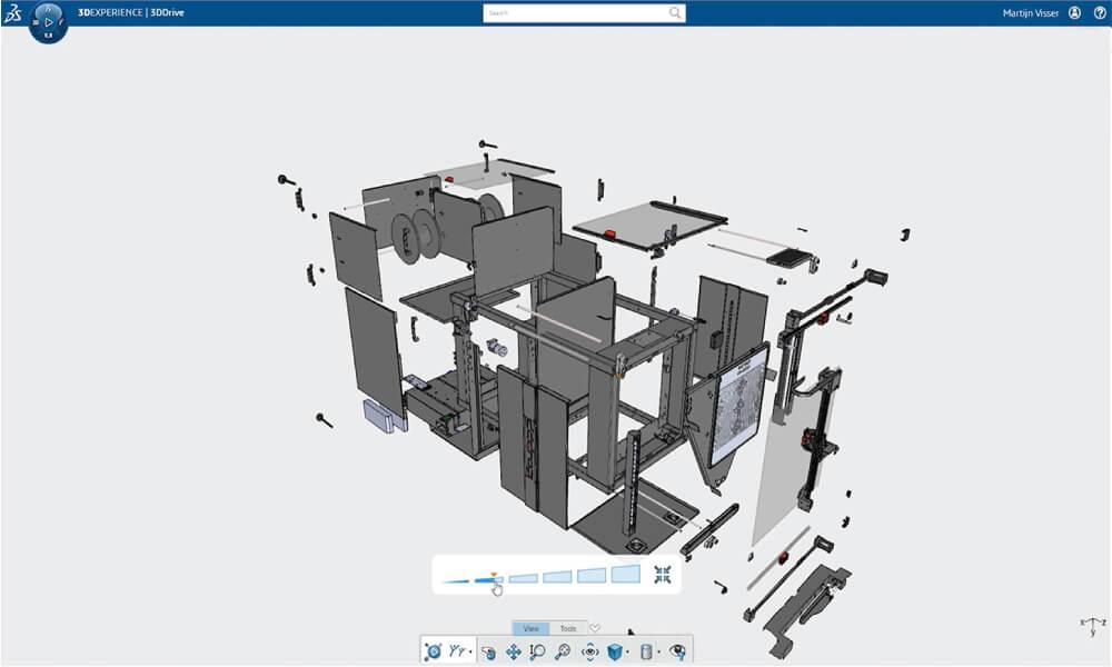 SOLIDWORKS 3DEXPERIENCE CAD2M