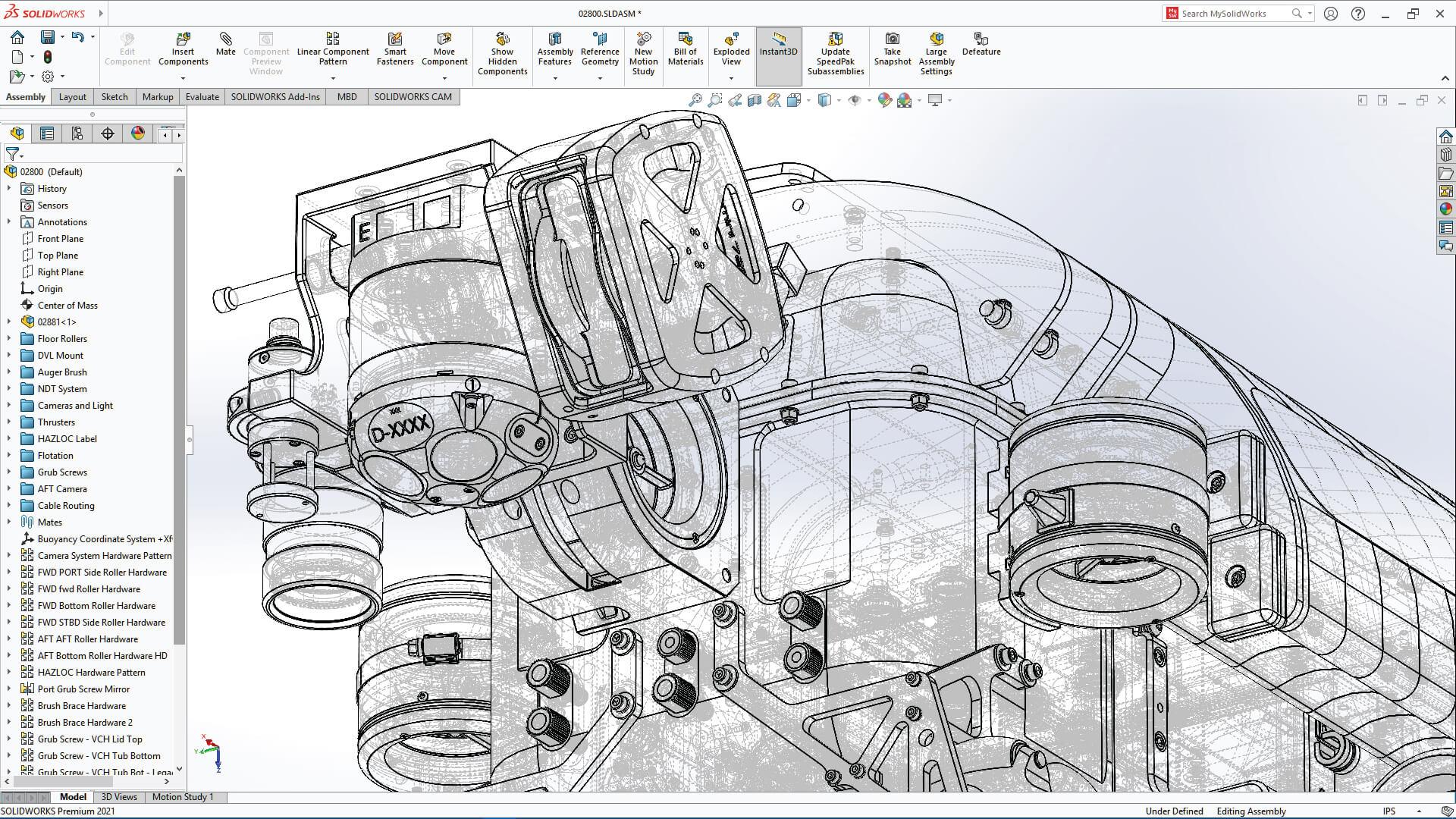3D ontwerpen met CAD2M
