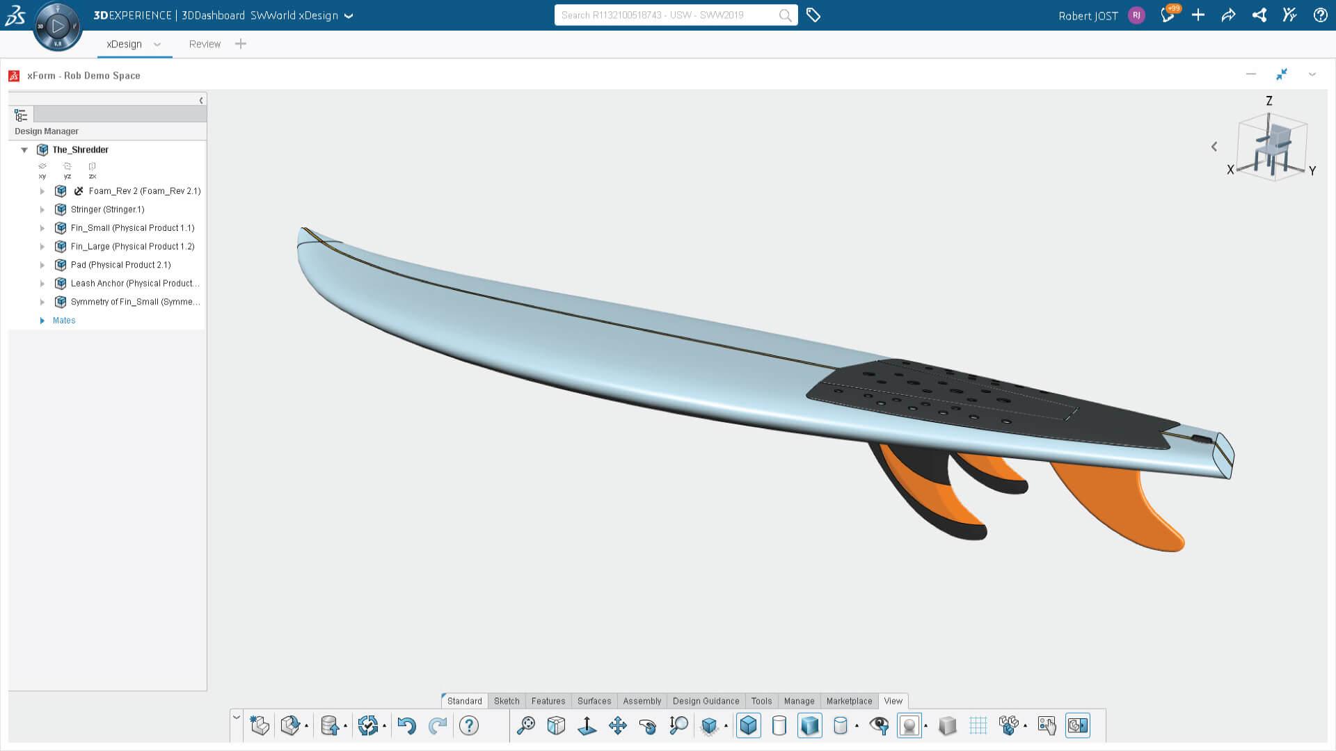 3DEXPERIENCE 3D Creator Dashboard