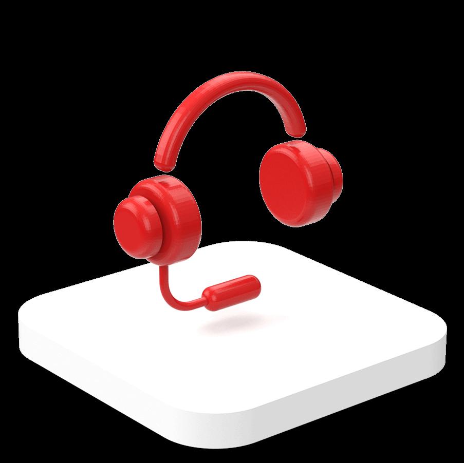 Contact met helpdesk van CAD2M