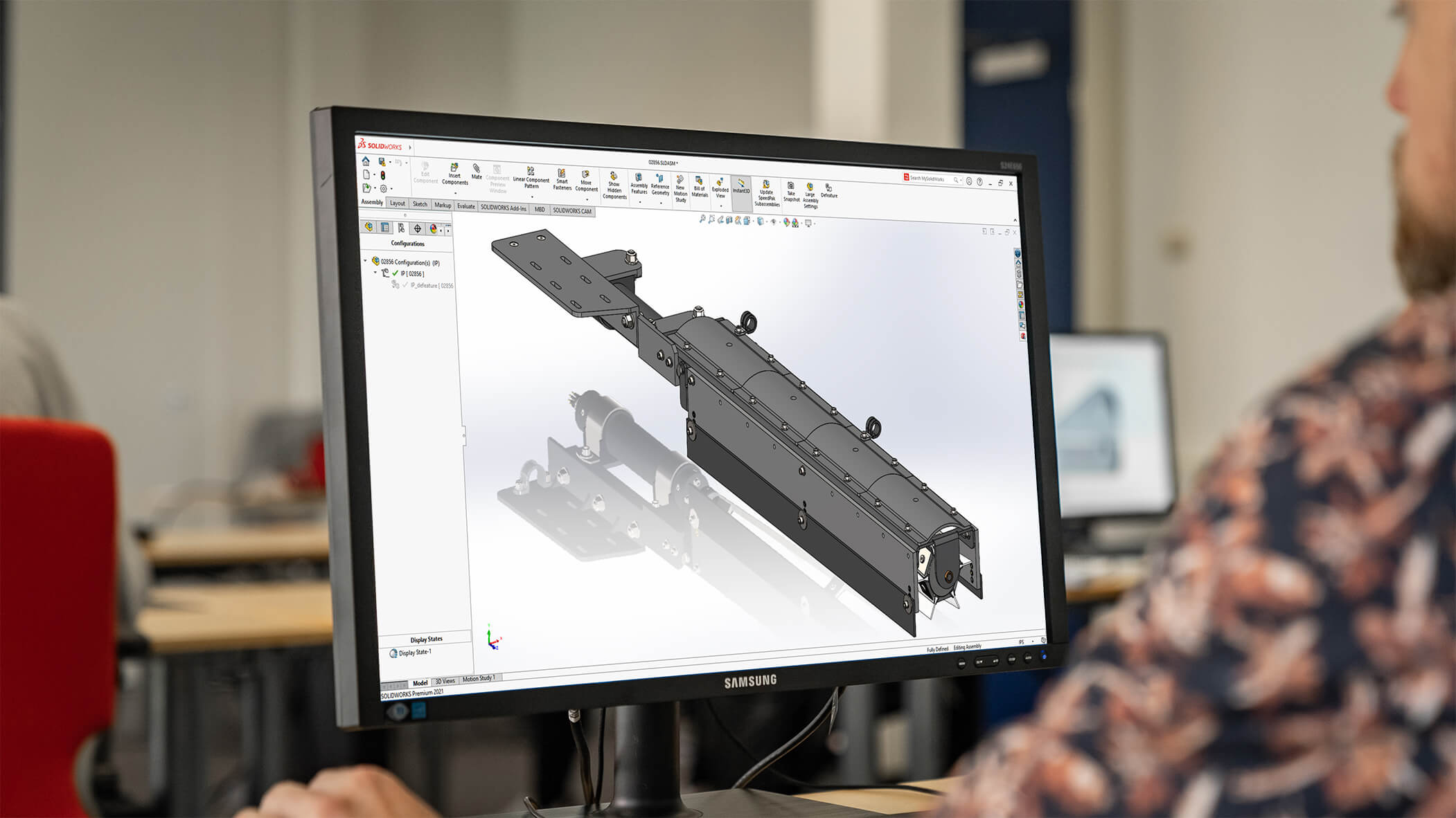 SOLIDWORKS Assembly Training CAD2M