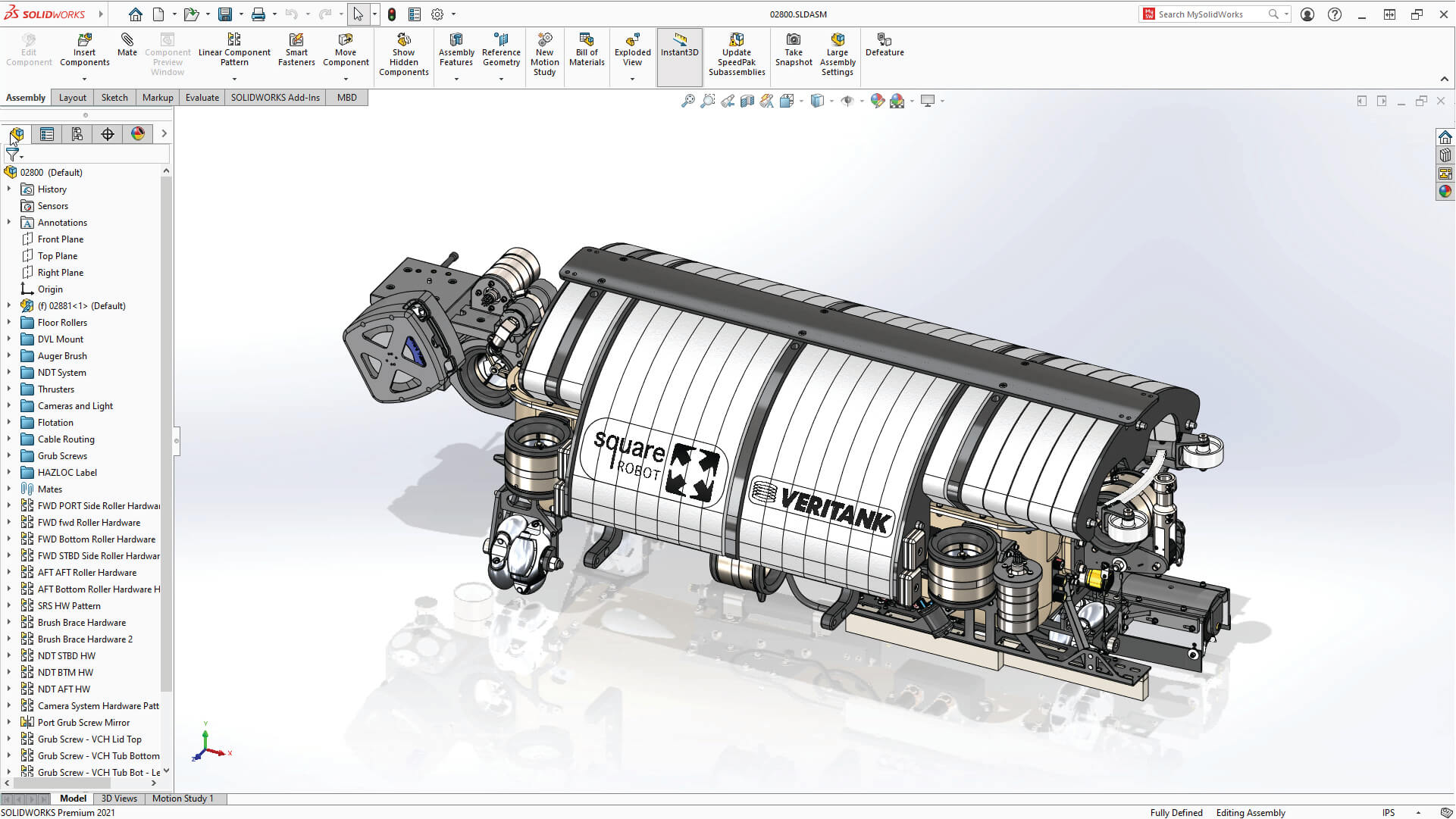 SOLIDWORKS Assembly