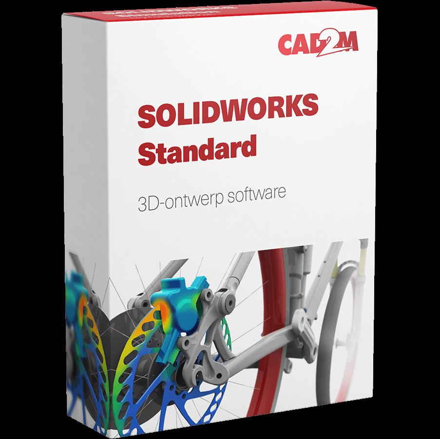 SOLIDWORKS Standard CAD2M