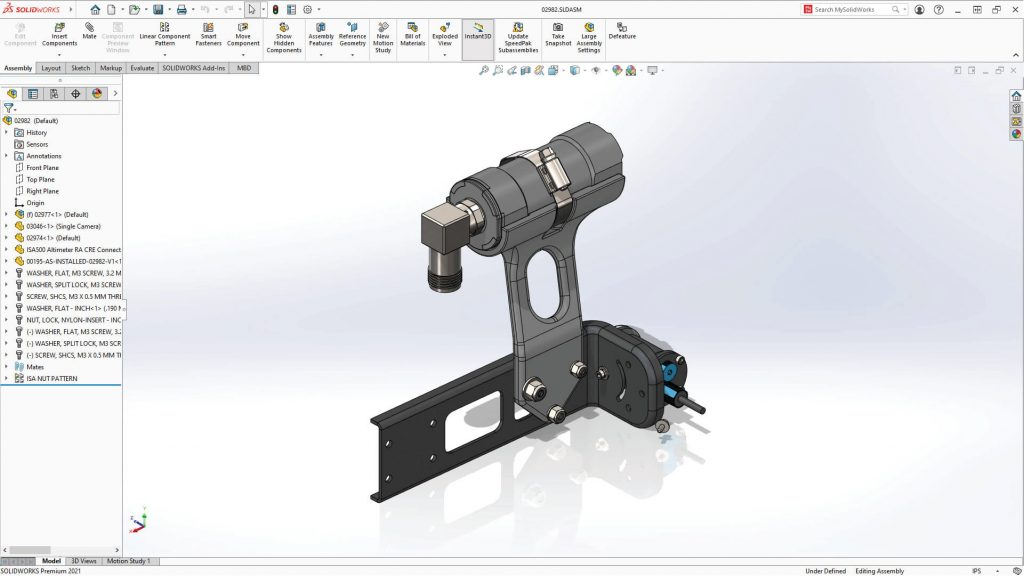 SOLIDWORKS productivity tools