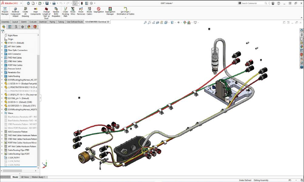 Elektrisch ontwerpen met CAD2M