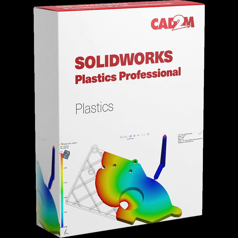 SOLIDWORKS Plastics Professional