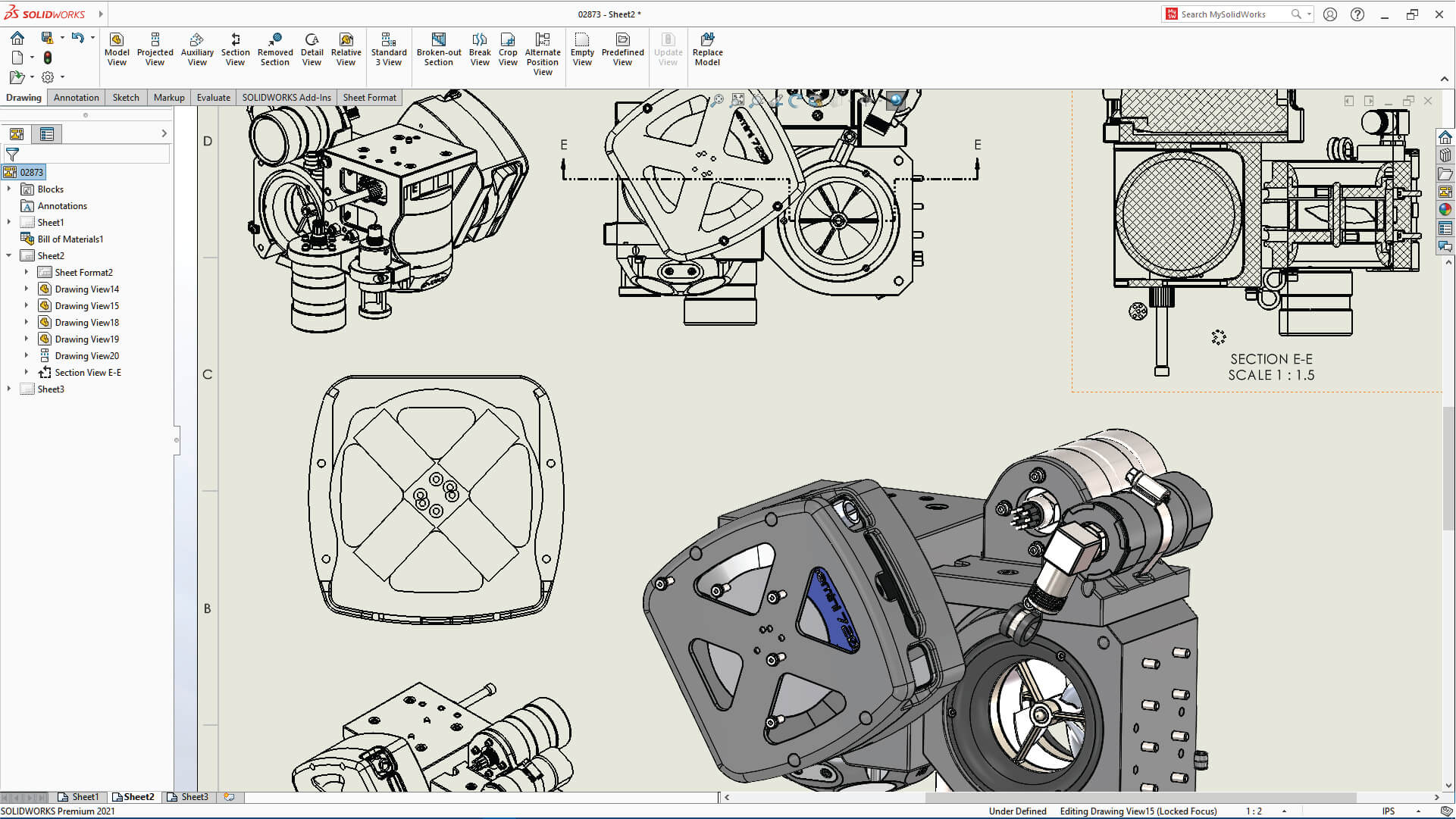 SOLIDWORKS Product data