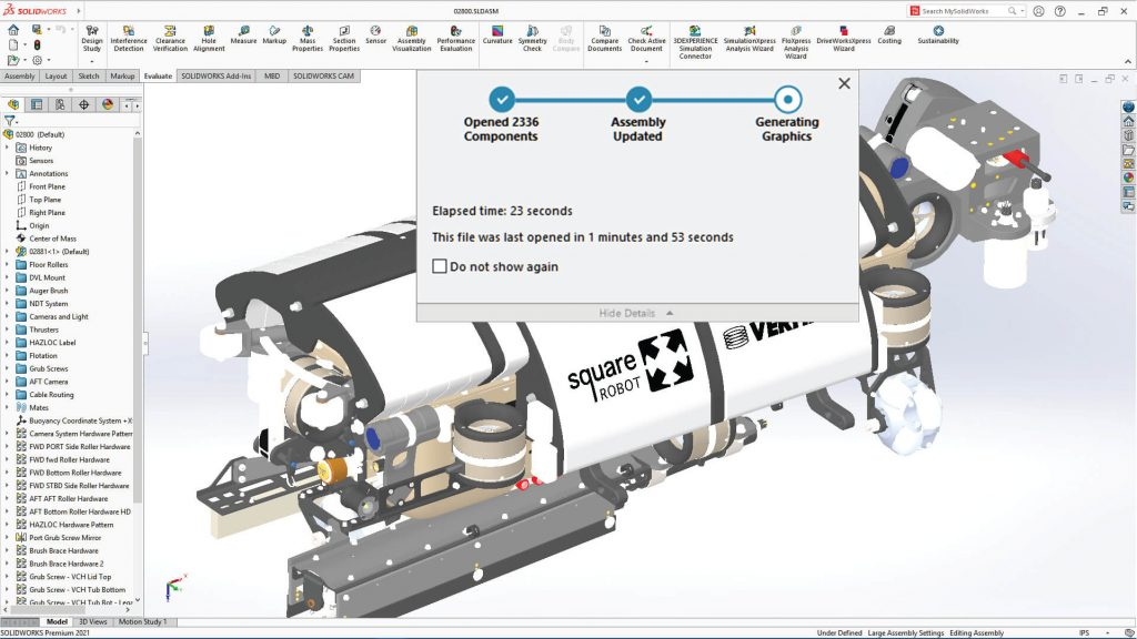 SOLIDWORKS Professional Assembly