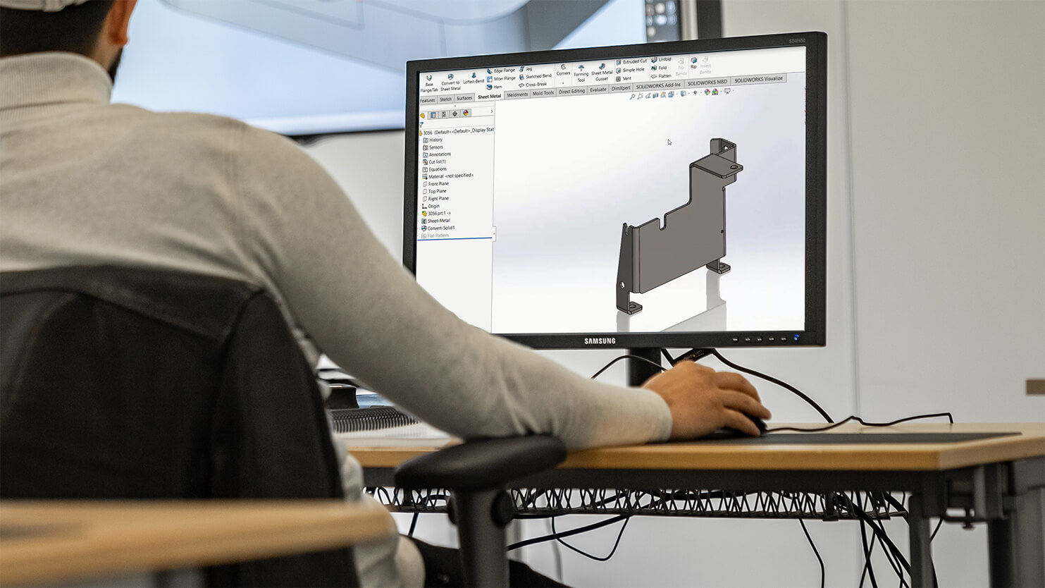 SOLIDWORKS Weldments Training CAD2M