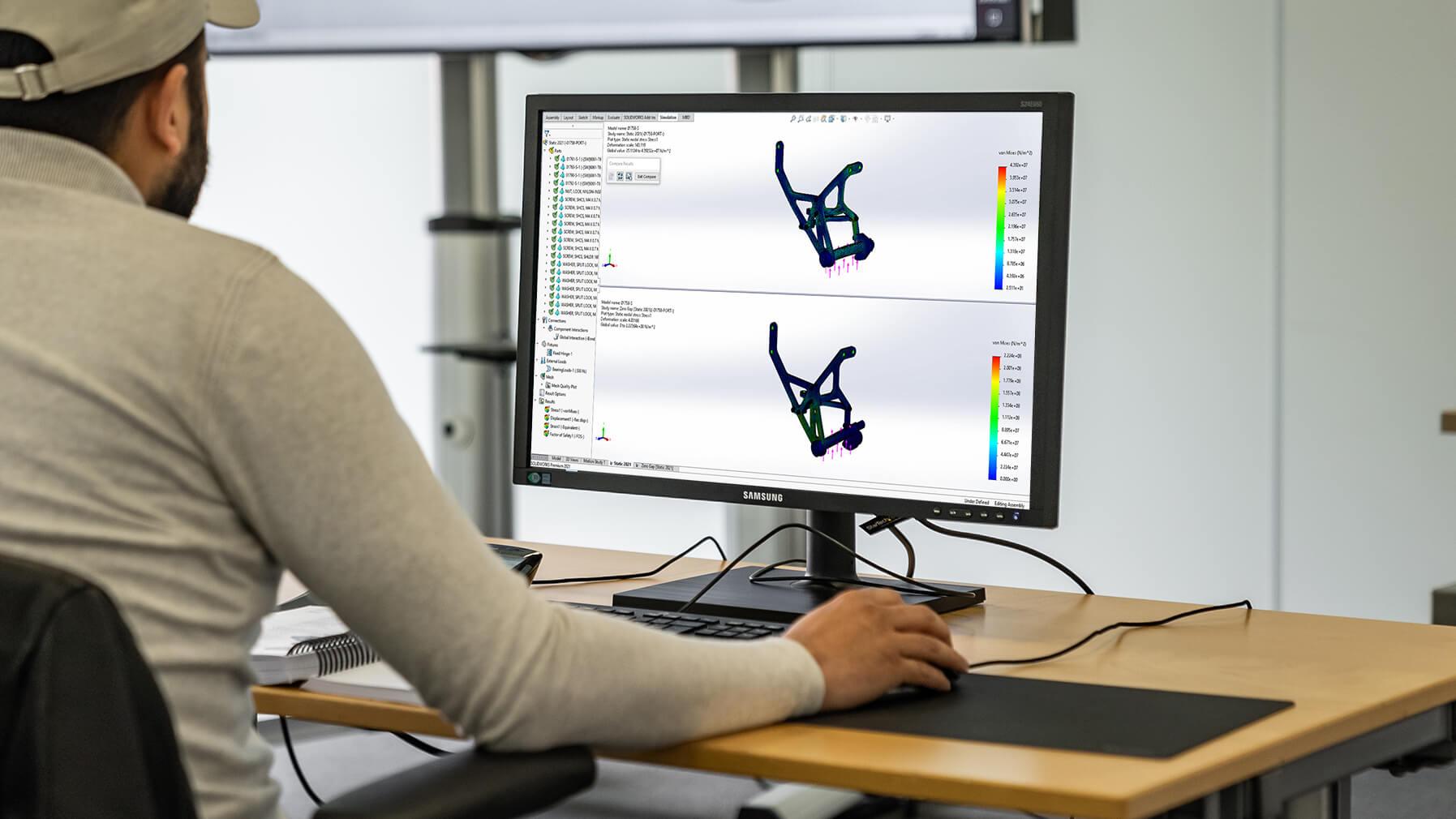 SOLIDWORKS Simulation Training