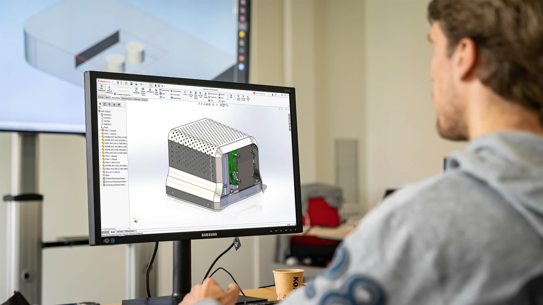 SOLIDWORKS Advanced Part Modeling CAD2M