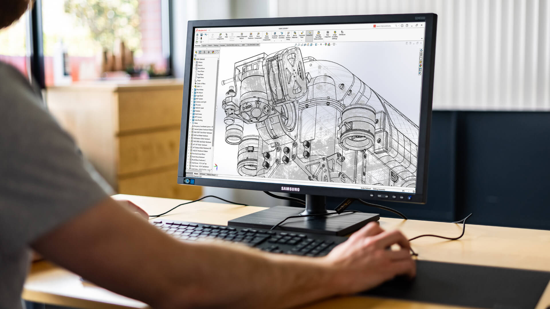 CAD2M Design and engineering