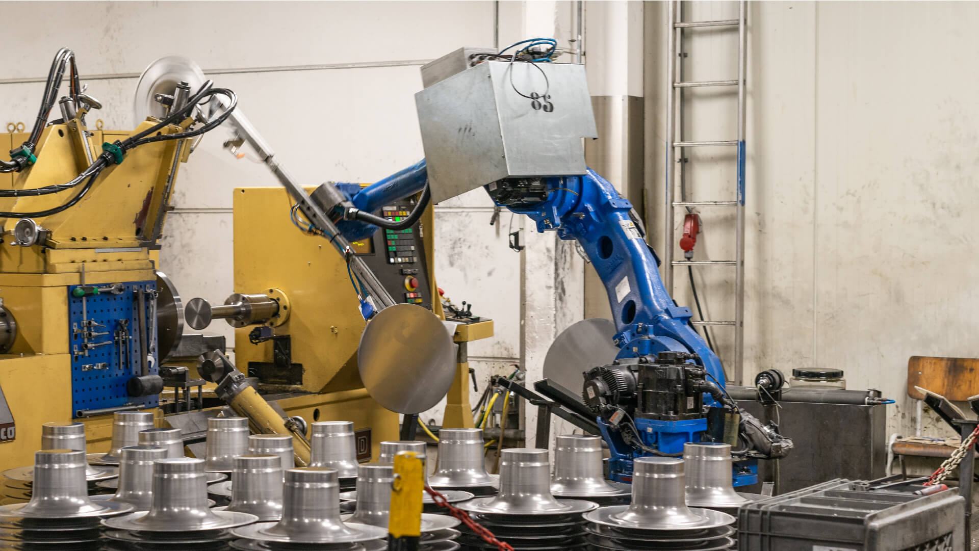 Klantverhaal SolidCAM bij De Mercuur Metal Spinning & Pressing