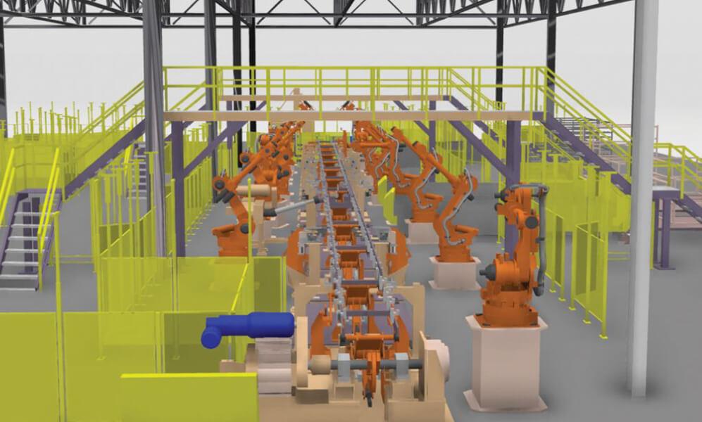 NC prismatic & mill-turn machine