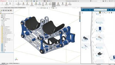 Werk samen met 3DEXPERIENCE