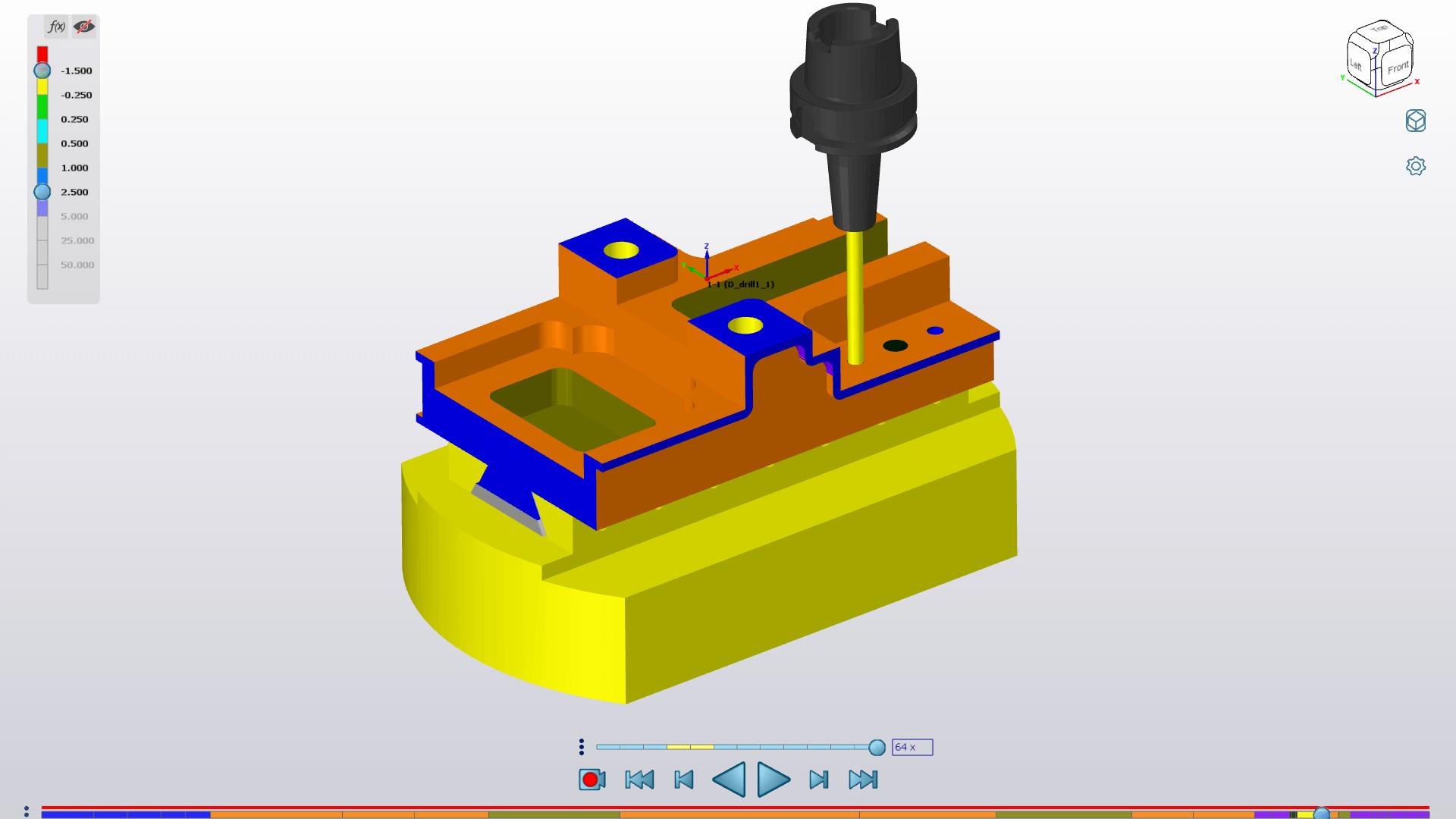 SolidCAM Simulator